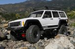 Axial Racing AX90046 - 1/10 SCX10 II 2000 Jeep Cherokee Off-Road Electric 4WD Kit
