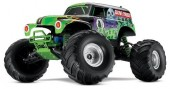 Traxxas (#3602A) Grave Digger w/AM Radio