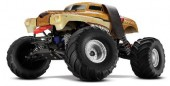 Traxxas (#3602R) Monster Mutt w/AM Radio