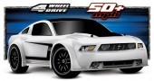 Traxxas (#7304) 1/16 Ford Mustang Boss 302 RTR w/2.4GHz