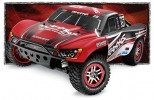 Traxxas (#6808) - 1/10 Scale Brushless Pro 4WD Short Course Race Truck - SLASH 4X4