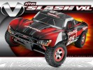 Traxxas (#7008) 1/16 4WD Brushless Slash RTR Short Course Truck